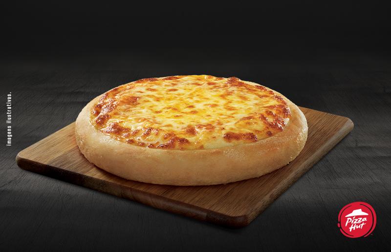 Pizza Pan Individual (Calabresa ou Mussarela) na Pizza Hut do Shopping Iguatemi - Piso Térreo por R$6,99
