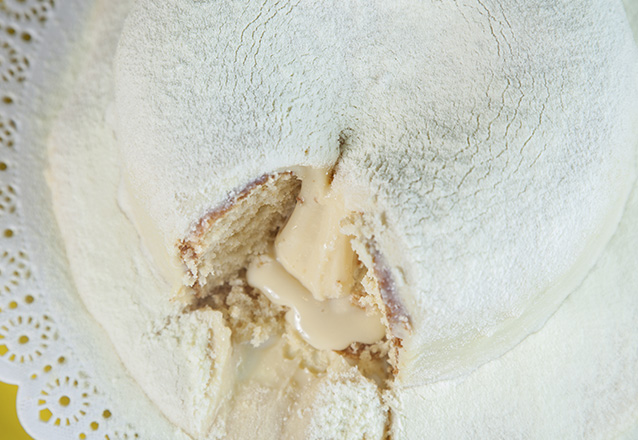 A melhor! 1 Torta Afogadinho de Chocolate ou Ninho para 20 pessoas da MariMari Guloseimas de R$89 por apenas R$49