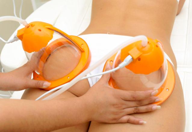 Levante seu bumbum e tonifique seu corpo na Suviene Baggio Clinica de Estética e Bem Estar! Sessão de Pump Up + Plataforma Vibratória de R$89,90 por apenas R$49,90