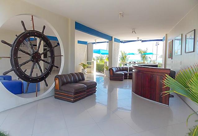 2 diárias em apartamento com ventilador (check in no domingo check out terça) para 2 pessoas + café da manhã de R$400 por apenas R$249,90