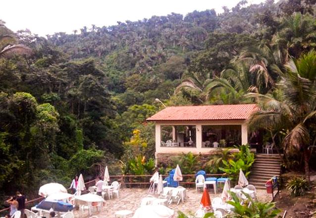 Hotel de sucesso em Guaramiranga: Parque das Cachoeiras Hotel de Serra! 2 diárias para 2 adultos e 1 criança + café da manhã por R$199,90