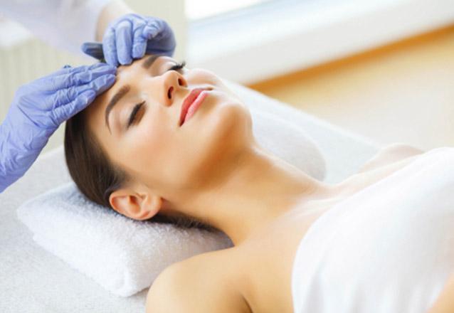 Revitalização facial com Peeling de Diamante + Limpeza + Esfoliação e Máscara de R$59,90 por apenas R$29,90