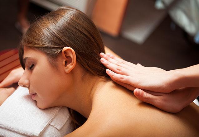 Sessão de 40 minutos de Massagem Relaxante de R$80 por R$39,90