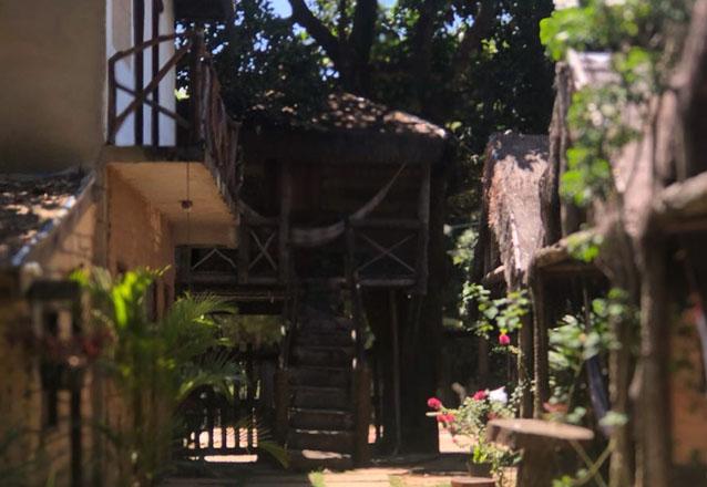 Venha conhecer as belezas de Ubajara! 2 diárias para 2 adultos com café da manhã de R$300 por apneas R$229 na pousada Semente de Luz - Ubajara.