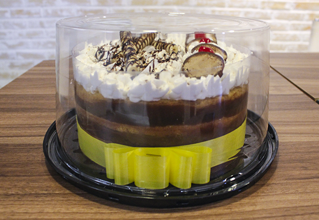 Na sua festa tem que ter a torta da Delícia Doces e Salgado! Torta doce para até 30 pessoas de R$100 por apenas R$49,99