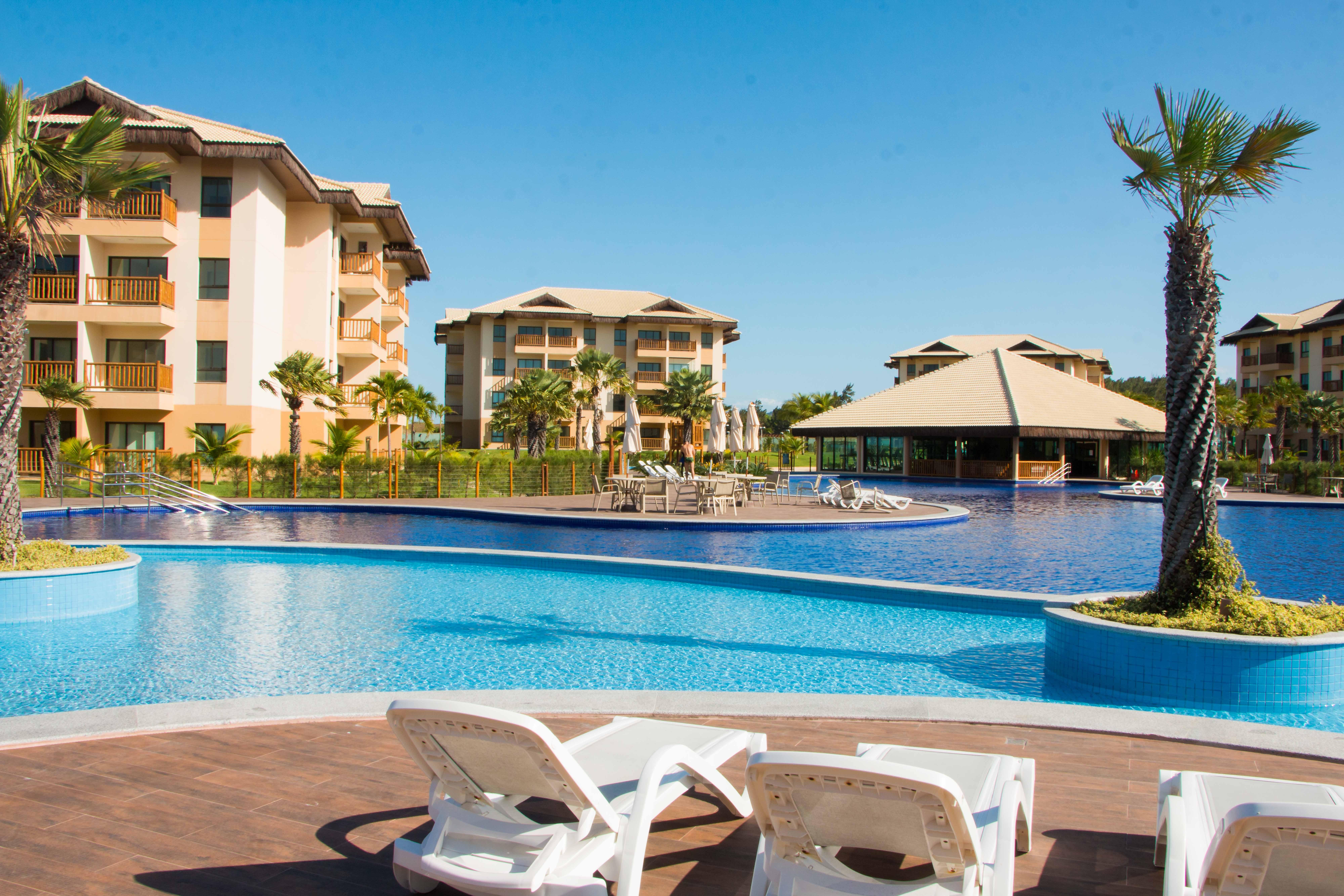 2 diárias em apartamento para até 4 pessoas (adulto ou criança) em Fevereiro a Junho de R$580 por apenas R$399