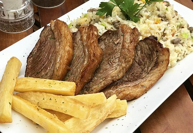 Peixe à Delícia para até 2 pessoas de R$65 por apenas R$49,90