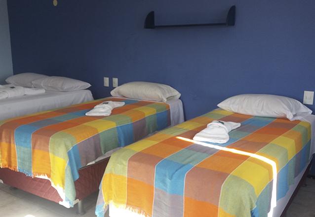 2 diárias (domingo a quarta) em Suíte Duplo + café da manhã de R$300 por apenas R$189