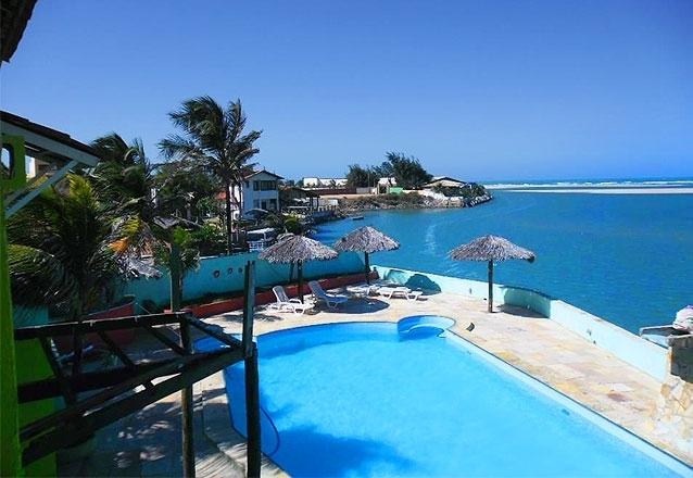 Final de semana é na Pousada Águas Belas Paraíso! 2 diárias para 2 adultos e 1 criança de até 6 anos + café da manhã por apenas R$299,90