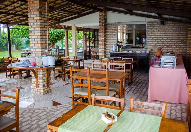 2 diárias com check in de domingo a quarta para 2 adultos com café da manhã de R$440 por R$279