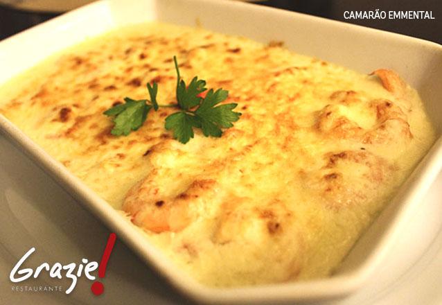 Polpetone de Carne recheado com queijo mussarela, servido com spaghetti grano duro ao sugo para até 3 pessoas de R$109 por R$76