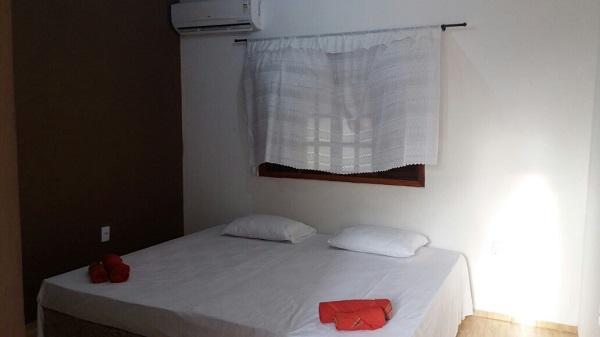 2 diárias em quarto com ventilador (semana) para 2 adultos + café da manhã de R$200 por apenas R$140