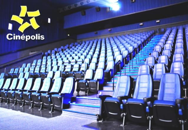 Cinema hoje? Ingresso Inteira Cinema Sala Tradicional 2D - válido todos os dias de R$27 por apenas R$16,99 na Cinépolis - Cinema RioMar Fortaleza, Kennedy ou North Shopping Jóquei. Válido para feriados!