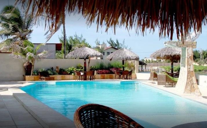 Final de semana é na Pousada Águas Belas Paraíso! 2 diárias para 2 adultos e 1 criança de até 6 anos por apenas R$199,90