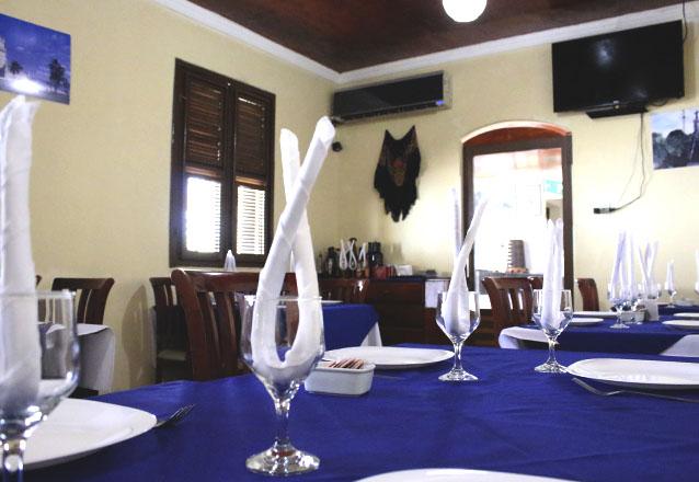 Vem apreciar a culinária portuguesa! Rodizio de Bacalhau com Entrada e Sobremesa para 2 pessoas no Restaurante Lagar de R$147,00 por apenas R$64,90