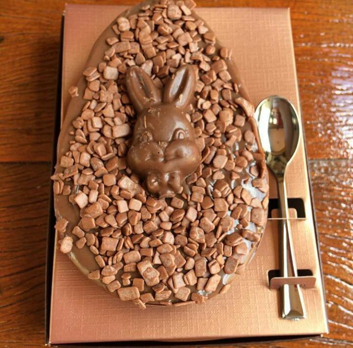 Ovo de colher de Chocolate Belga 250g de R$54,90 por apenas R$34,90