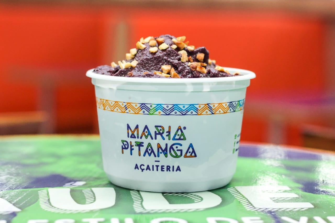 Oferta imperdível! Açaí 400 ml + Acompanhamentos no Maria Pitanga de R$15,20 por apenas R$9,90