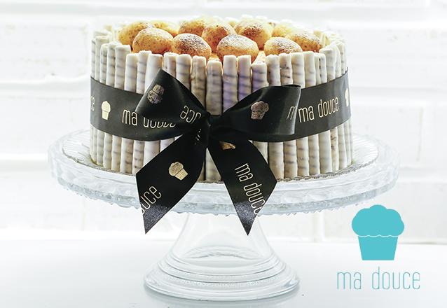 1 Torta Creme Brûlée para até 15 pessoas de R$100 por apenas R$79