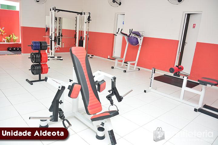 Mensalidade do Plano Total Único com 11 Modalidades de R$280 por apenas R$39,90 para a nova unidade da Academia Sentido Único Fitness