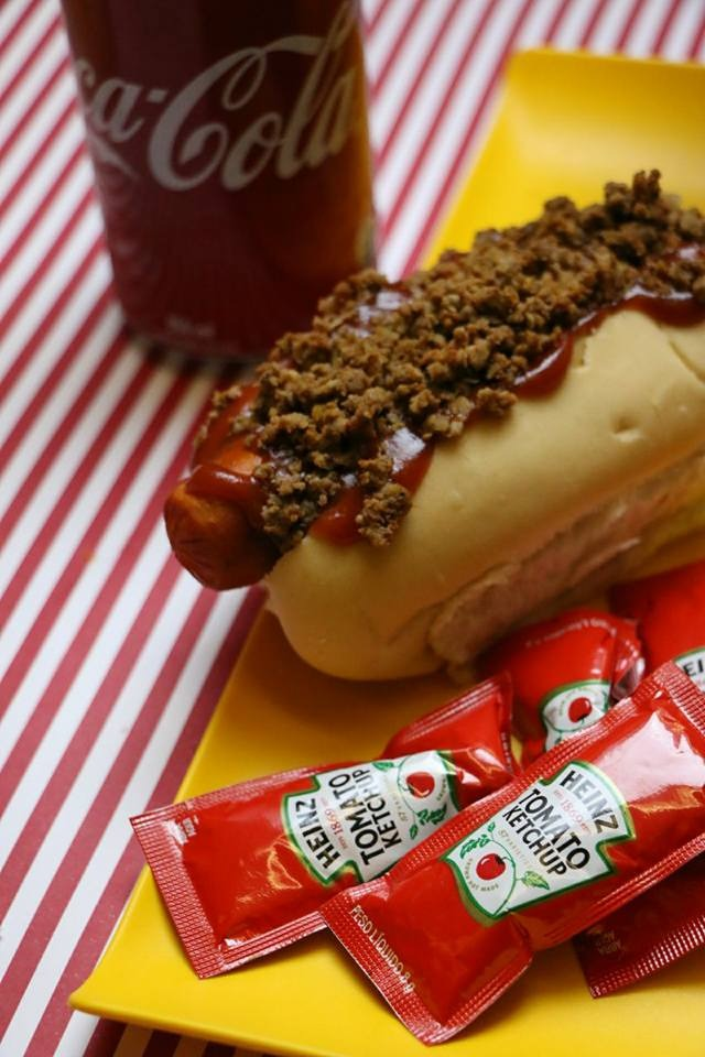 1 Hot Dog Home + Refrigerante lata 350ml de R$17 por apenas R$14,90