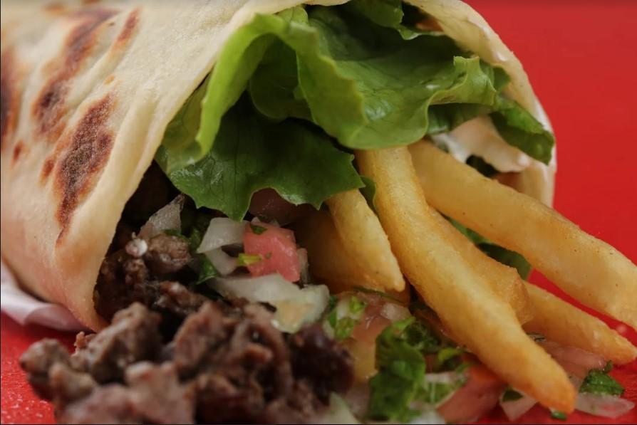 Kebab ou Beirute + Suco de 500ml de R$21 por apenas R$14,99