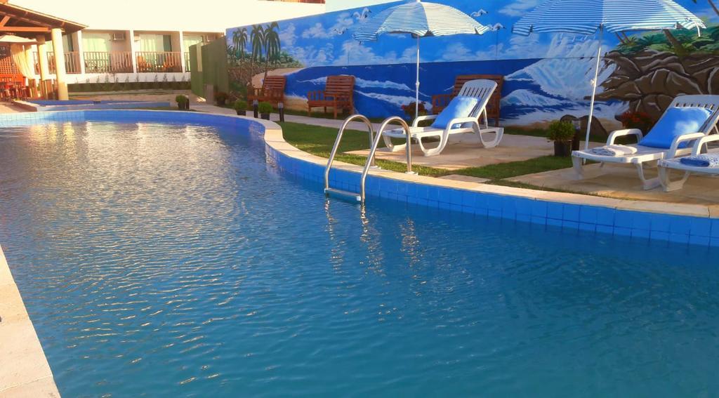 Um verdadeiro paraíso! 2 diárias para 2 adultos + café da manhã no Paradise Beach Hotel Fortim de R$360 por apenas R$299