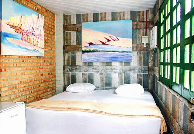 2 diárias em Apartamento Standard para 2 adultos e 1 criança de até 12 anos de R$400 por apenas R$320