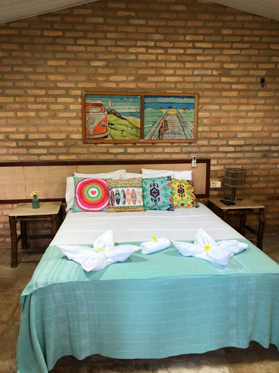 Venha conhecer esse lugar incrível! 2 diárias para 2 adultos + café da manhã no Velas de Flecheiras de R$540 por apenas R$379