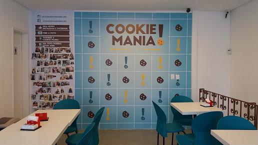 Impossível resistir a essa delícia! Torta Cookie tamanho G para até 20 pessoas de R$70 por apenas R$49,90 na Cookie Mania. Válido para loja Varjota ou Sul!