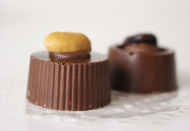 110 chocolates (50 crocantes + 60 decorados) por apenas R$54,90