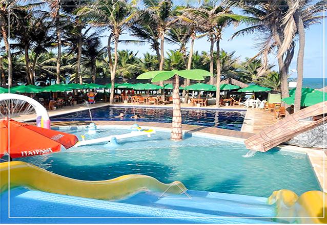 Segunda a sexta: Carne de Sol Atlantidz + 2 Pulseiras de acesso ao parque aquático de R$121,70 por R$64,90