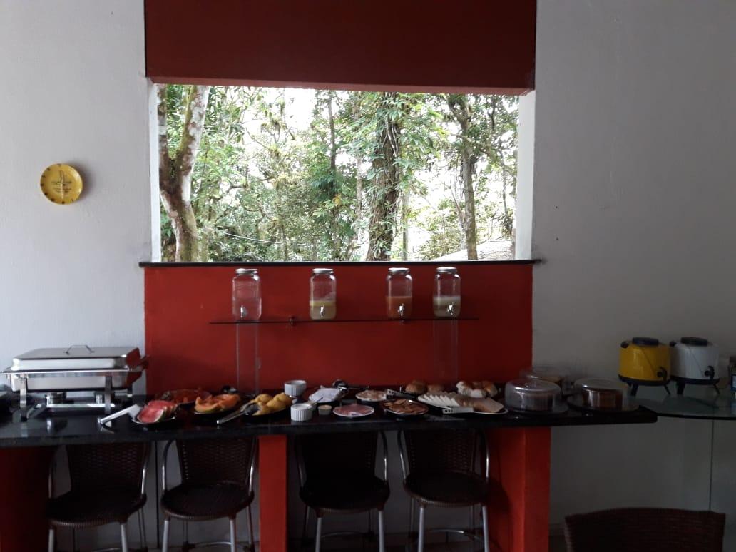 1 Diária (domingo a quarta) em Suíte Básica + café da manhã de R$249 por apenas R$149