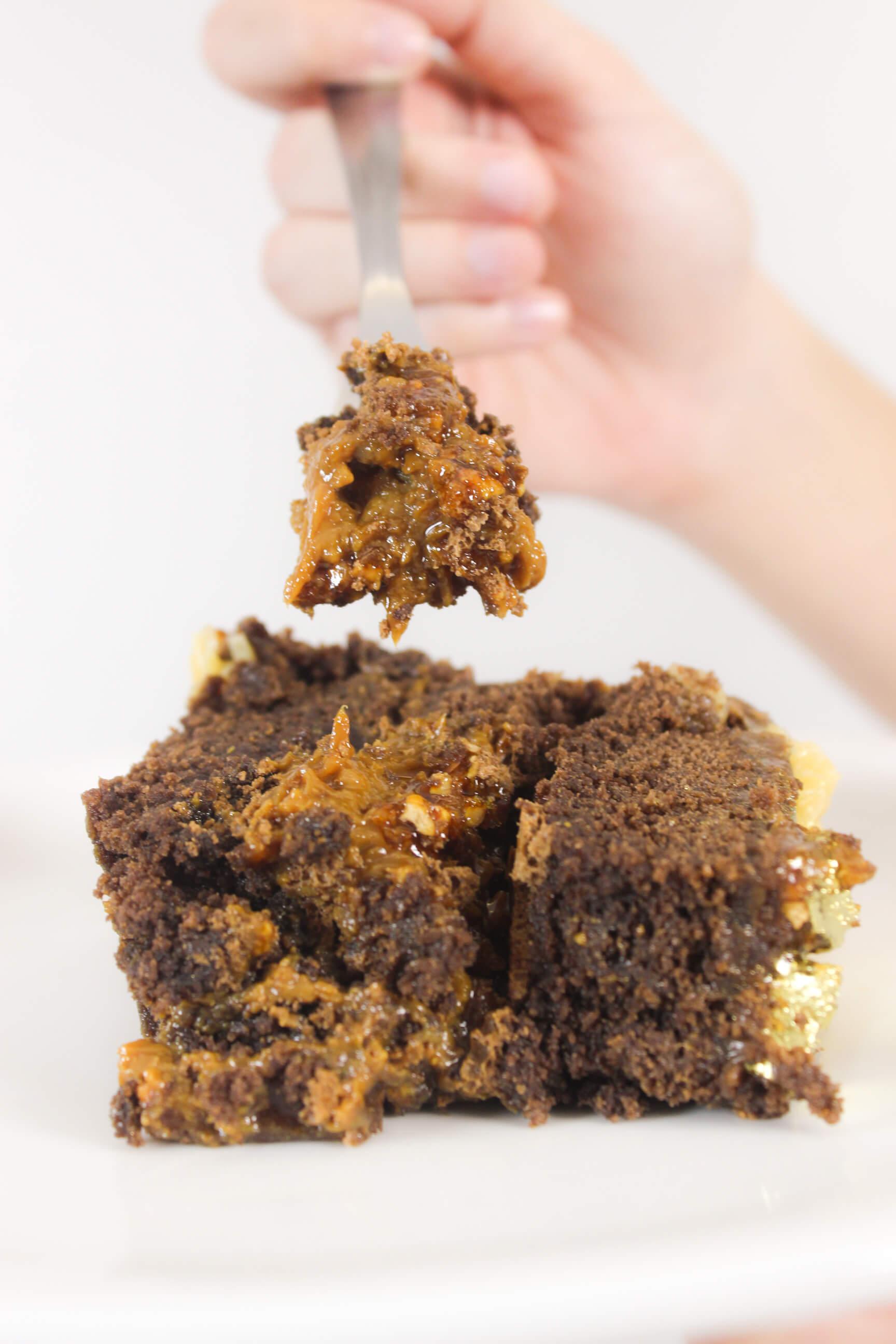 A mais deliciosa, famosa e campeã de vendas da Doceville! Torta Brownie de R$120 por apenas R$89,90 para até 15 pessoas!