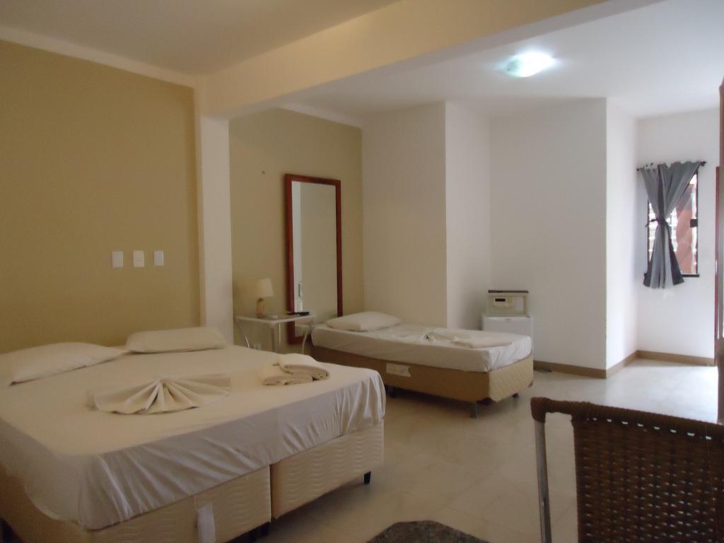 2 diárias em apartamento standard para 2 adultos e 1 criança de até 6 anos + café da manhã de R$420 por apenas R$319