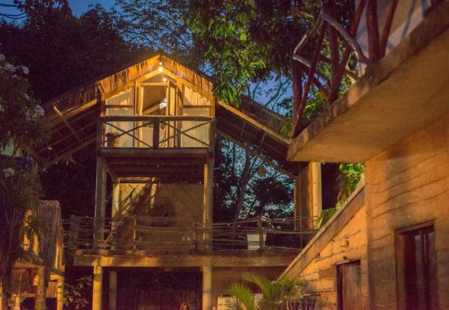 Serra de Ubajara é perfeita na Pousada Semente de Luz! 2 diárias para 2 adultos + café da manhã a partir de R$300 por R$229