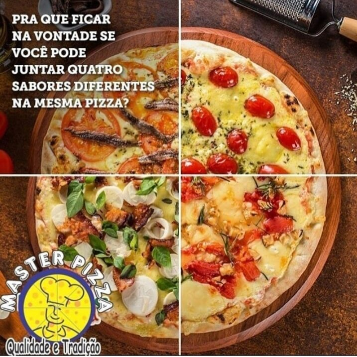 1 pizza grande (8 pedaços) de R$32 por apenas R$23,90