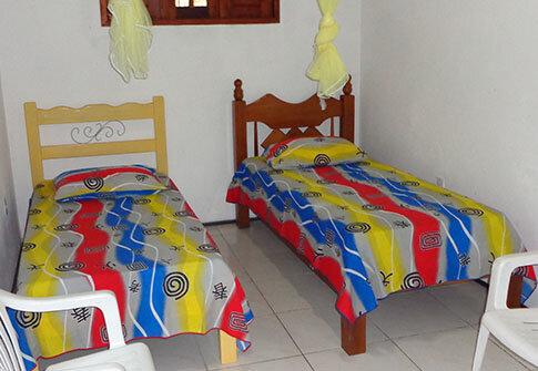 2 diárias para 2 adultos e 1 criança até 7 anos de R$400 por apenas R$198,90
