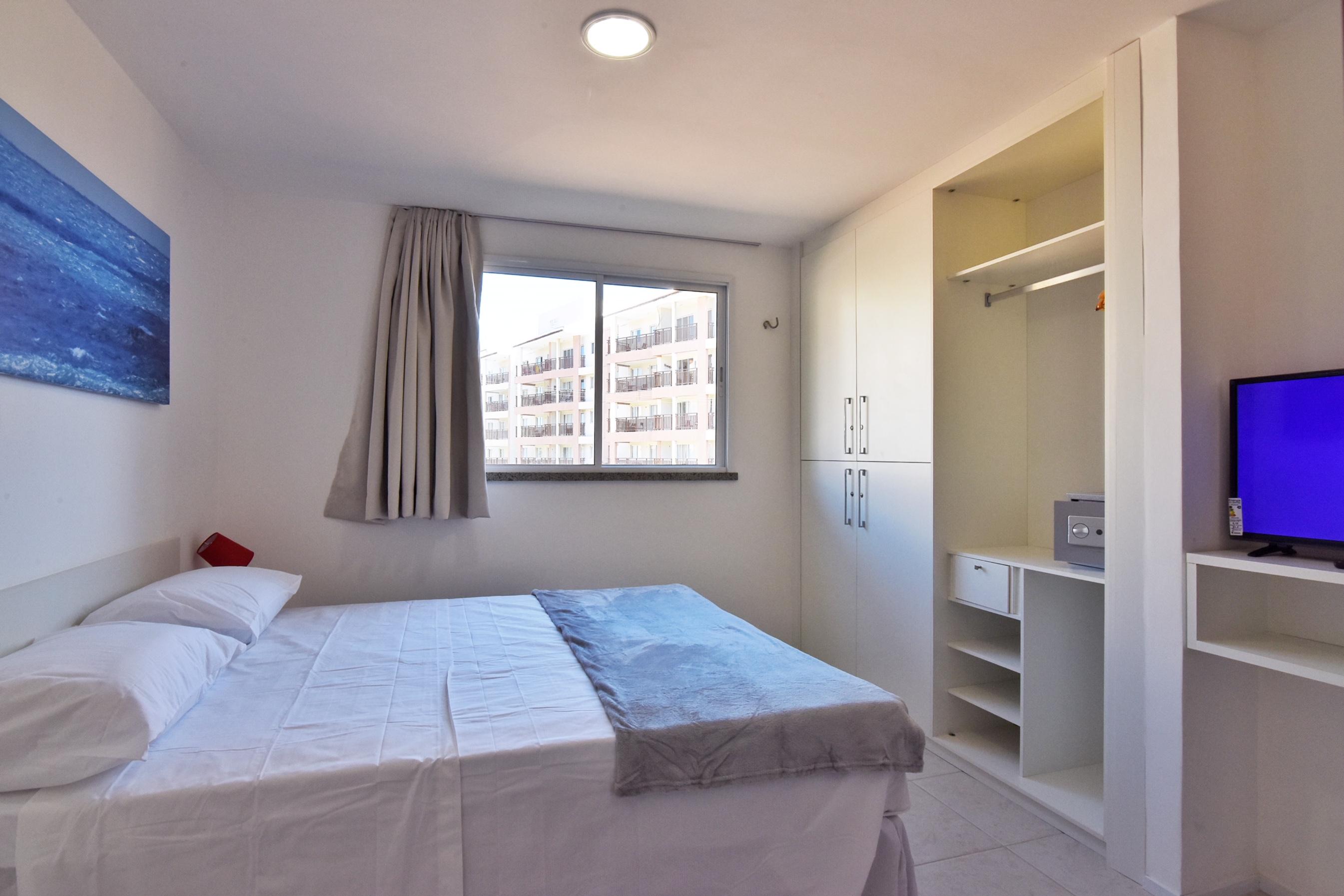 2 diárias (semana) para 2 adultos + 1 criança de até 6 anos em Apartamento Família por apenas R$299,90