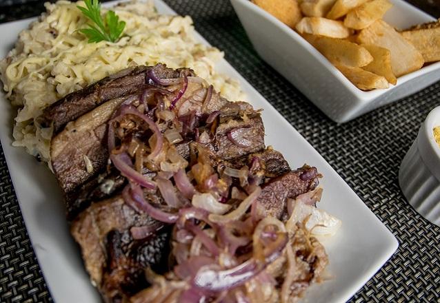 Carne de Sol Prime + acompanhamentos para 2 pessoas de R$55 por apenas R$39