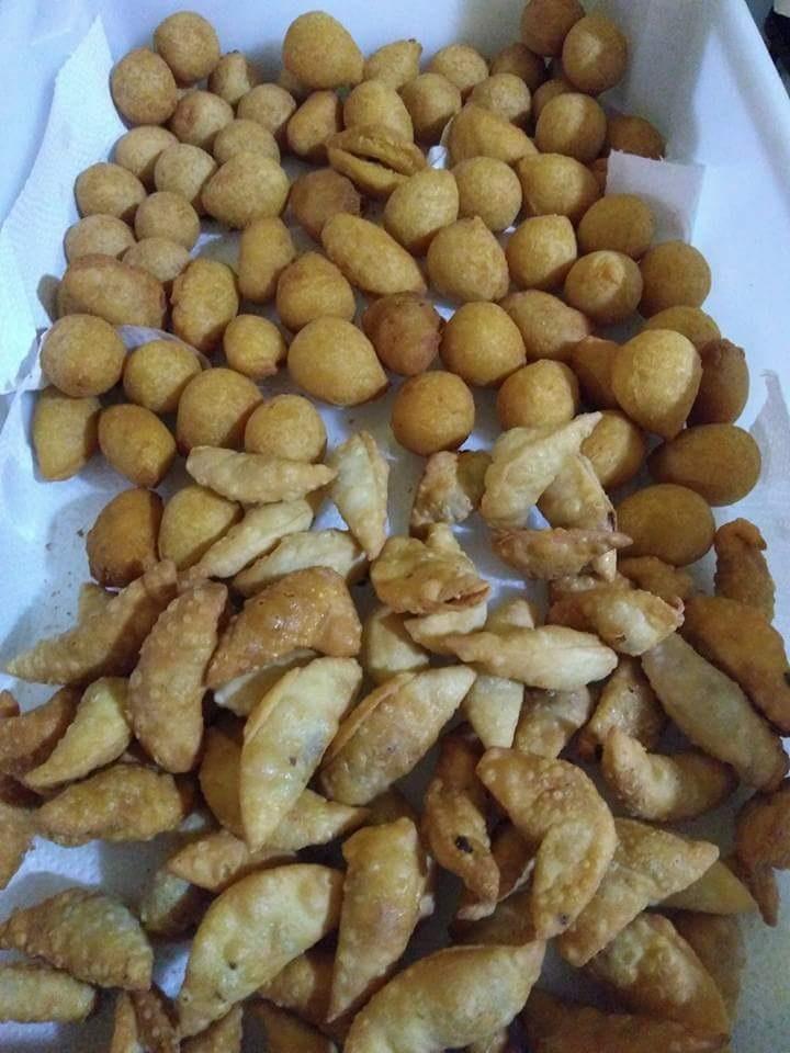Deixe sua festa completa! 100 Salgados Artesanais fritos na Panificadora Casa da Massa de R$20 por apenas R$14,99