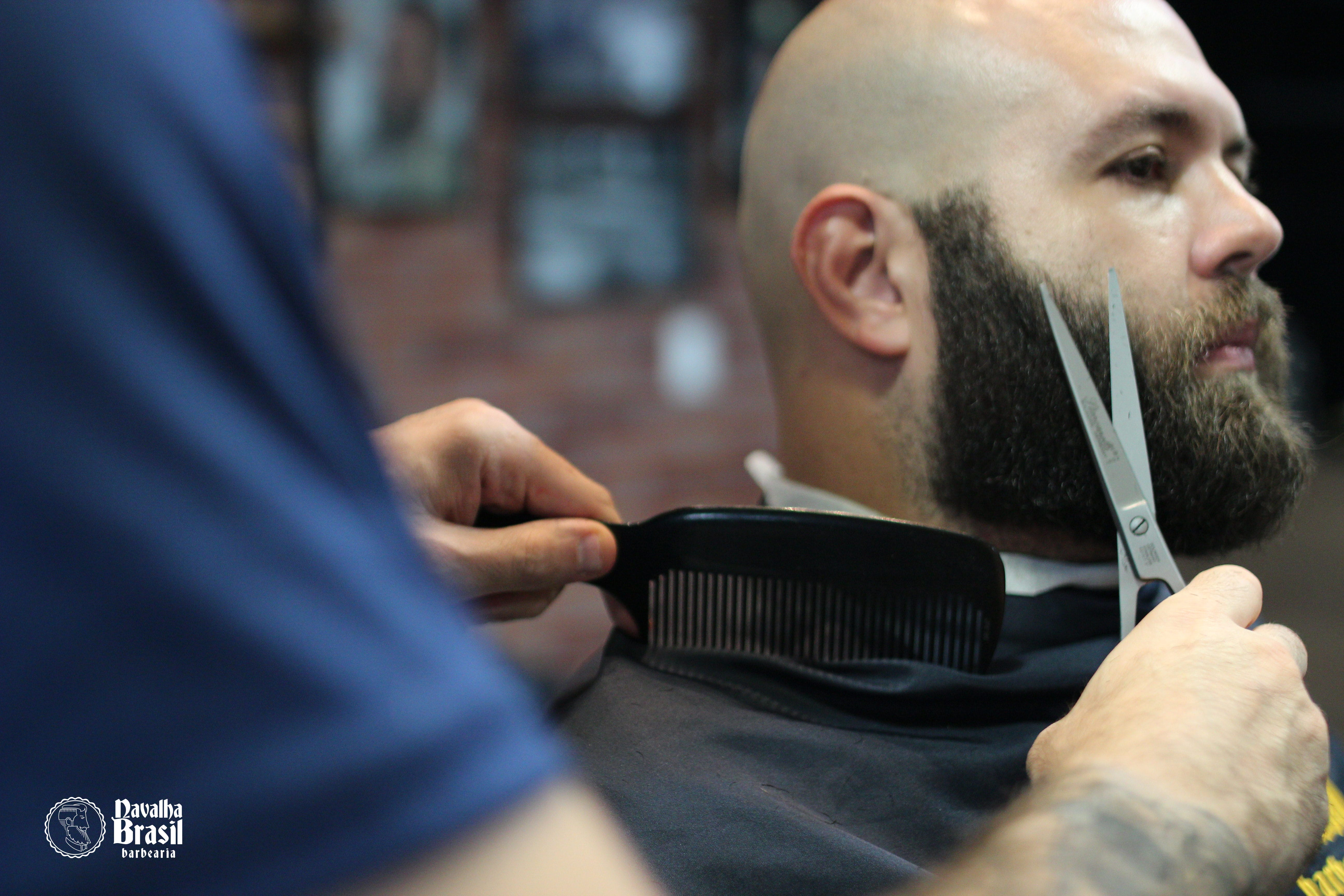 Dê um UP no visual! Corte Cabelo e Barba de R$105 por apenas R$69,90