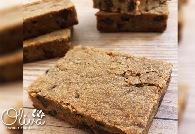 Deliciosos e Irresistíveis Quadradinhos de Cookie (30 unidades) de R$165 por apenas R$89,99