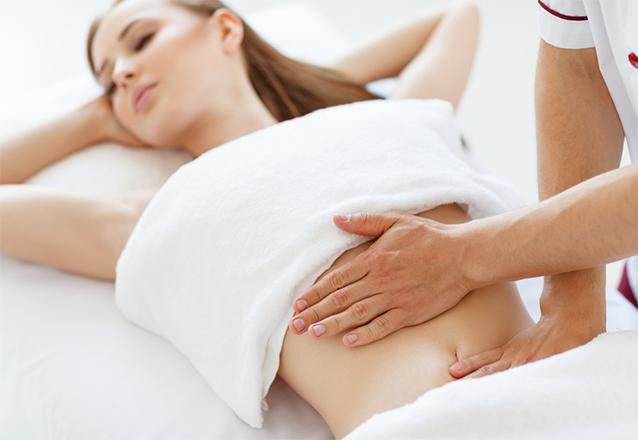 1 Sessão Detox + 1 Manta Térmica + 1 Massagem modeladora com argila de R$130 por apenas R$99,90 na Clínica Reinventary