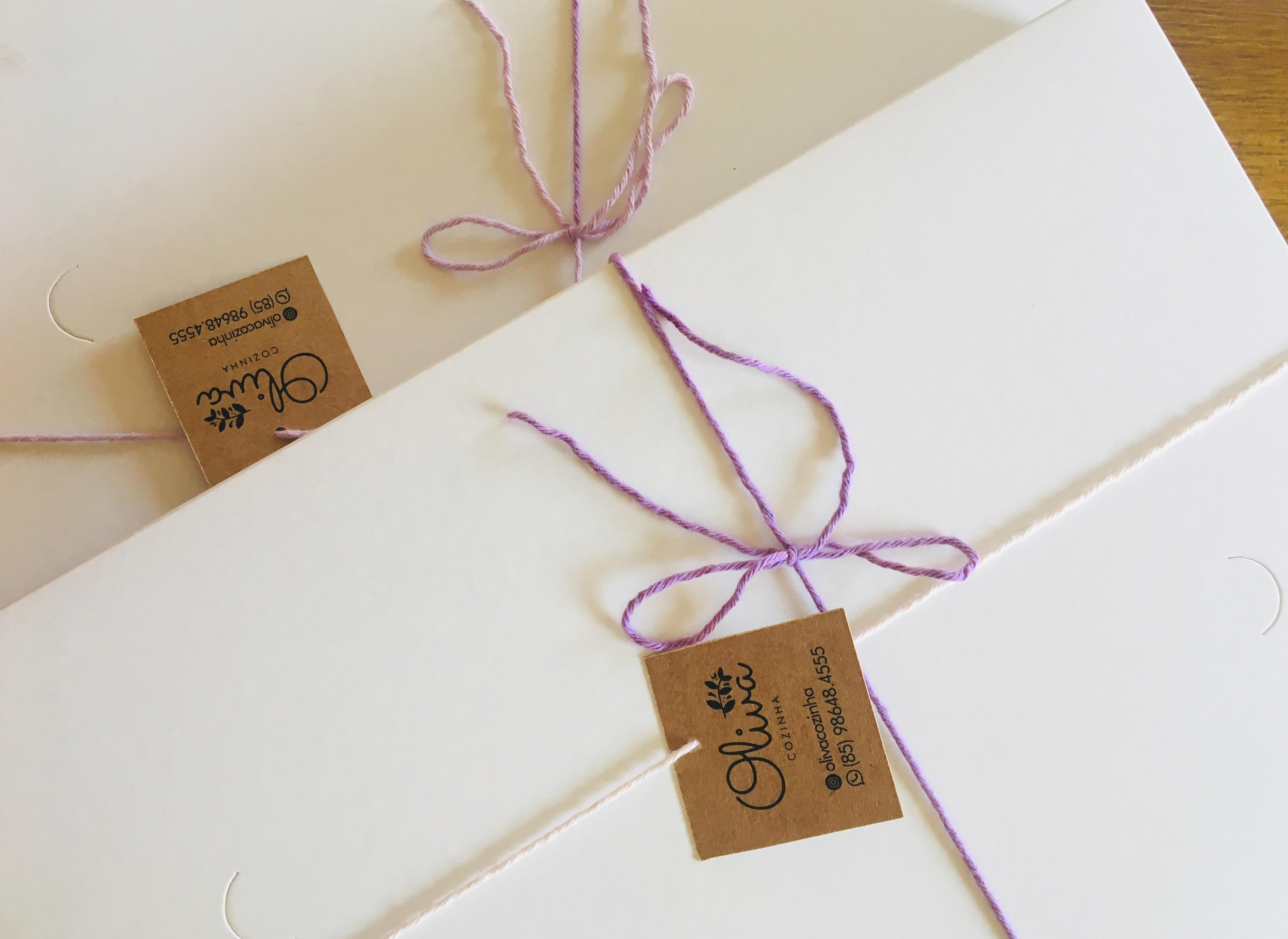 Box com 50 docinhos de R$58 por apenas R$42,90