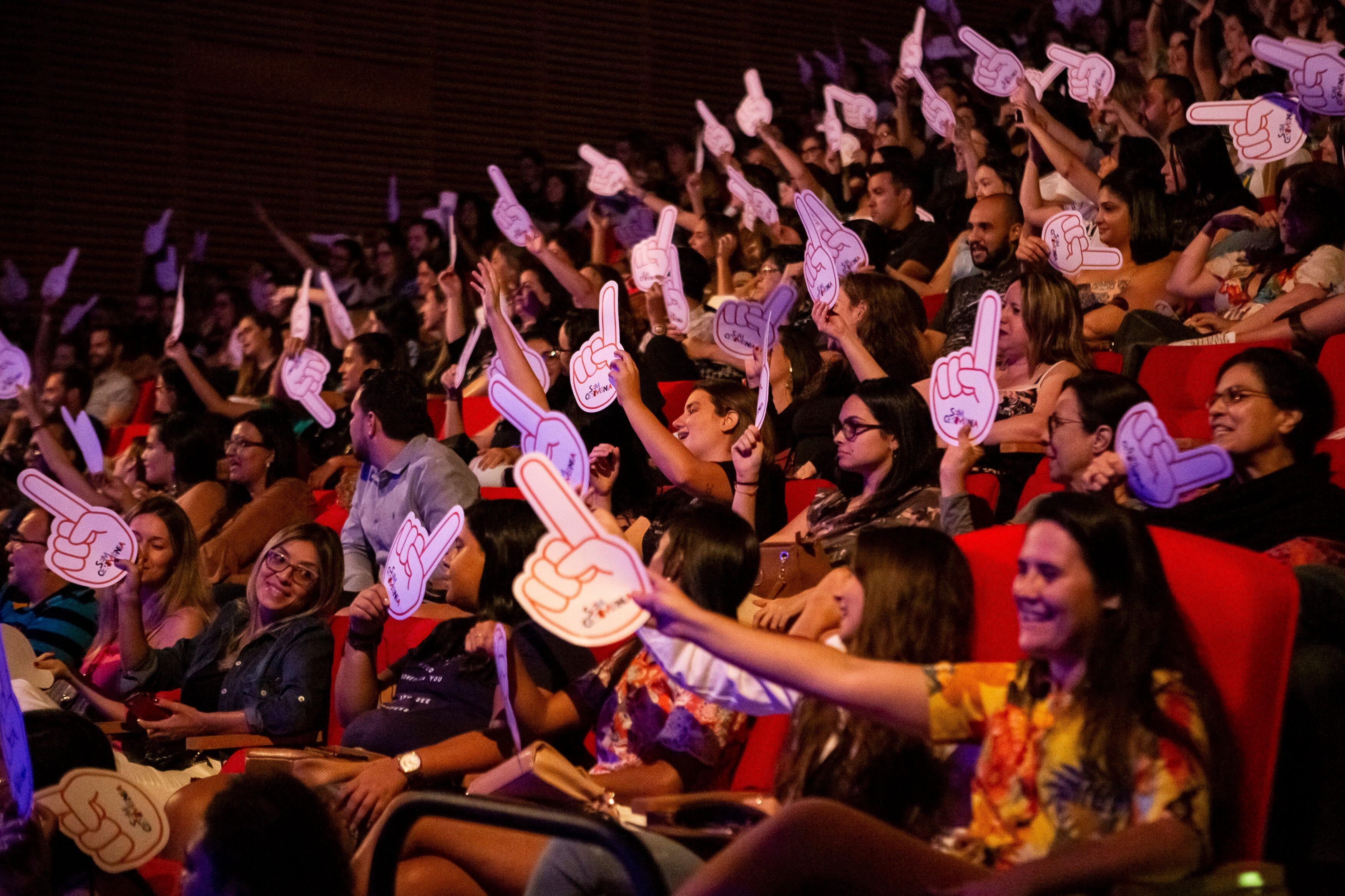 Ingresso Inteira Mezanino para espetáculo sábado 26/10 às 21h por R$38,40