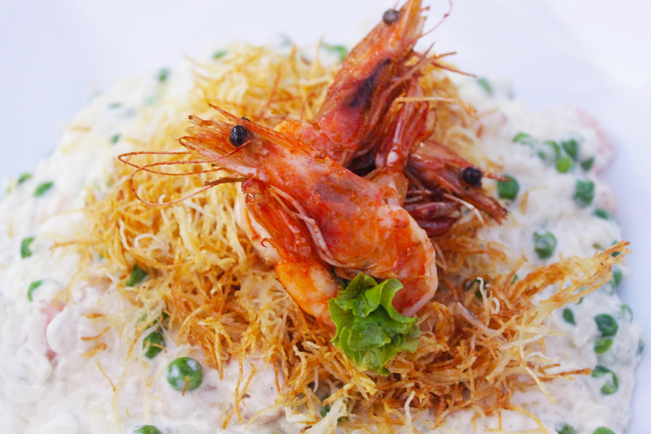 O prato clássico para quem gosta de camarão! Camarão Internacional para 2 pessoas de R$65,90 por apenas R$49,90 no Izumi Sushibar