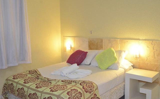 1 Diária em apartamento Duplo de R$290 por apenas R$ 210,00