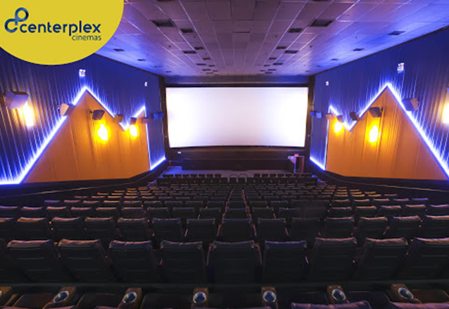 Nada melhor que cinema! Ingresso Inteira Cinema Sala Tradicional 2D por apenas R$11,50 no Centerplex - Cinema North Shopping Maracanaú, Via Sul e Grand Shopping Messejana