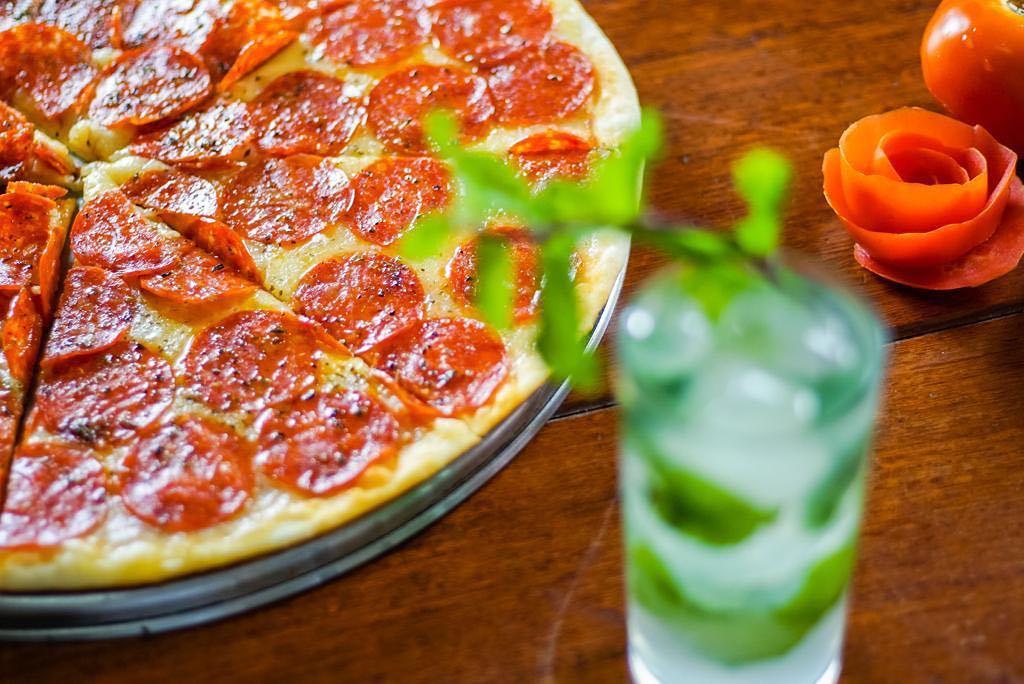 Rodízio é no Fratelli La Pasta! Rodízio de Pizzas, Massas e Sobremesas de R$34,90 por apenas R$32,90