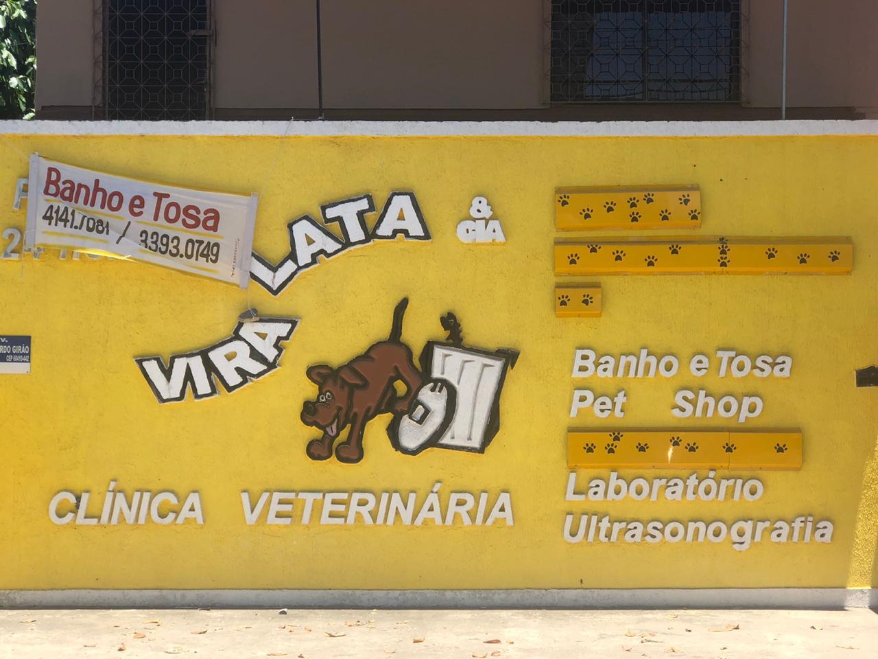 1 Banho + 1 corte de unha  + 1 limpeza de ouvido para Pets de pequeno porte de R$30 por R$23,90